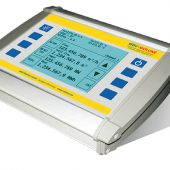 Ultraschallzähler Clamp-On Portable. Messung im laufenden Betrieb ohne Rohrdurchtrennung