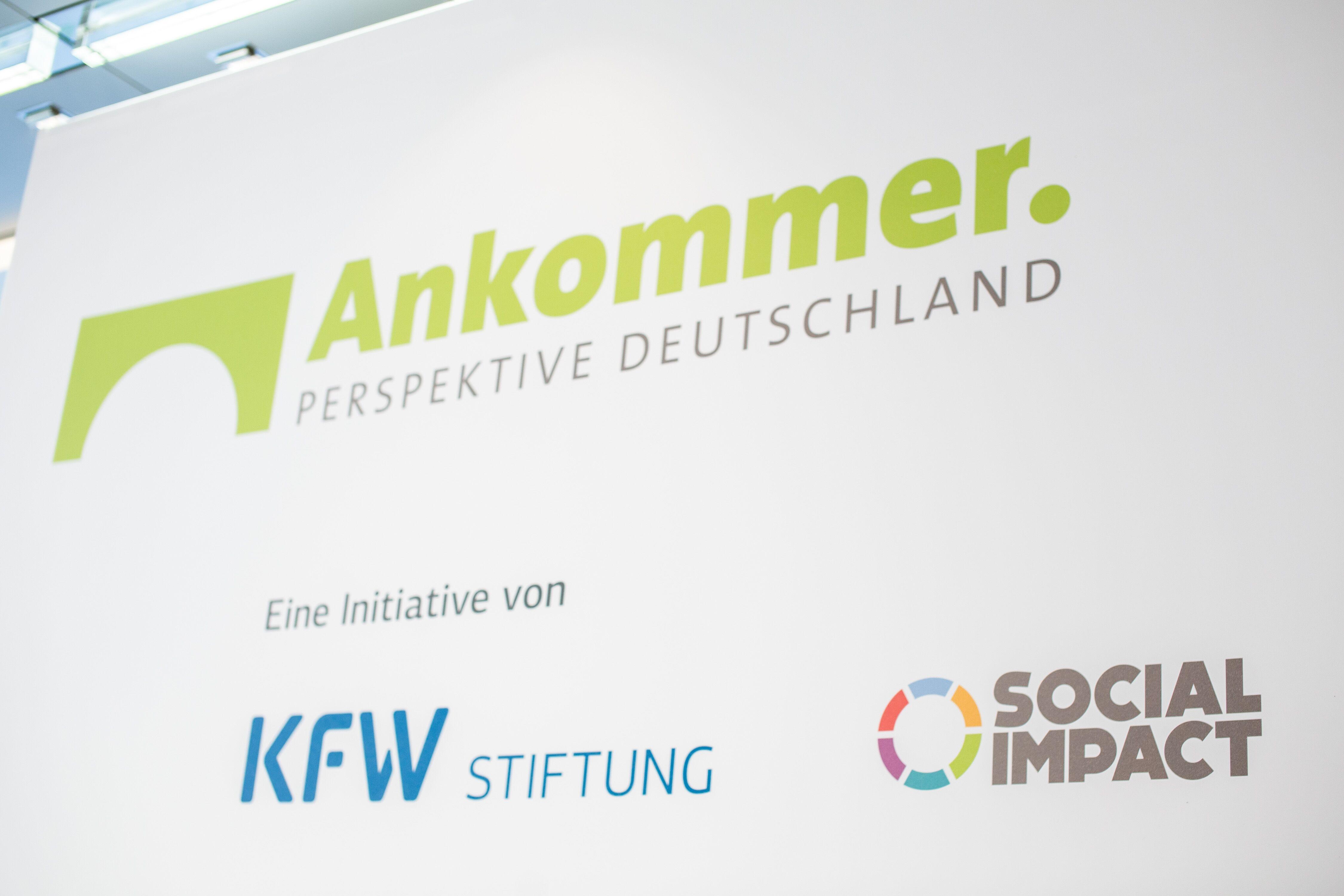 titelbild kfw - Ankommer. Perspektive Deutschland
