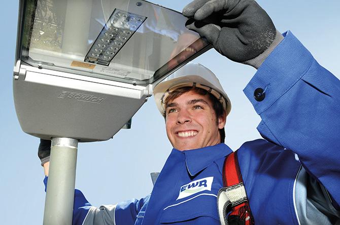 kd171 schuch - Straßenbeleuchtung der Stadt Oppenheim komplett auf  LED-Technik umgestellt