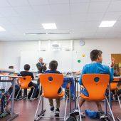 kd171 trilux1 170x170 - Licht mit Bestnoten – Beleuchtung von TRILUX macht Schule