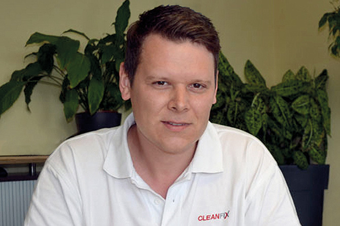 Seit Januar 2017 verstärkt Benjamin Hägele als 2. Geschäftsführer neben seinem Vater Karl Hägele die Leitung des erfolgreichen Familienunternehmens.