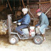 In den 1980er Jahren entwickelten Risto Käkelä (r.) und sein Bruder den ersten Prototypen.
