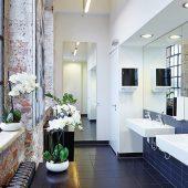 Waschraumlösungen im Mietservice sind ökonomisch und ökologisch sinnvoll.
