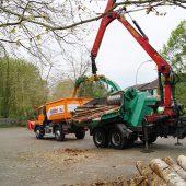 kd174 unimog 1 170x170 - Mit 300 PS Bäume zu Kleinholz machen
