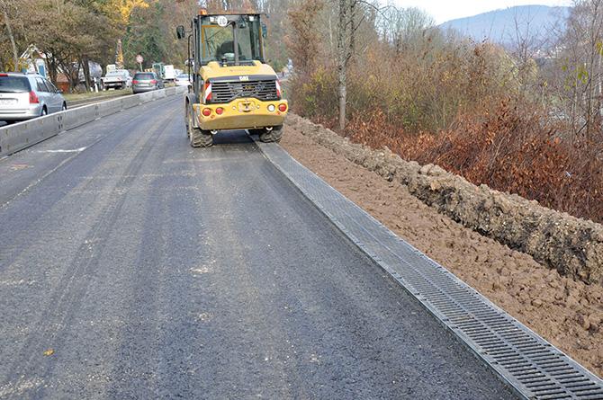 kd175 hauraton1 - Straßensanierung: Drainfix Clean sorgt für sauberes Wasser