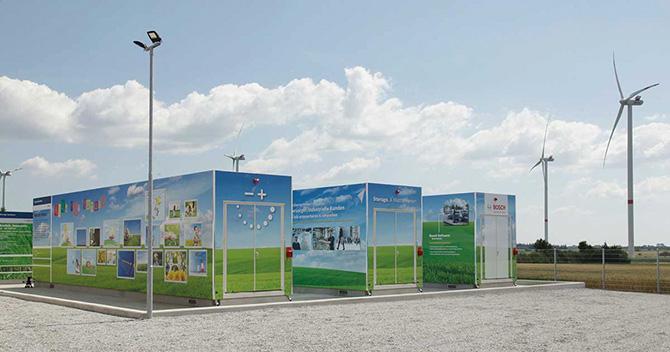 kd175 stromspeicher - In Braderup steht der Stromspeicher der Zukunft