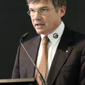 Prof. Dr. Till Meinel, Institut für Bau- und Landmaschinentechnik an der TH Köln, Vorsitzender der Agritechnica-Neuheitenkommission