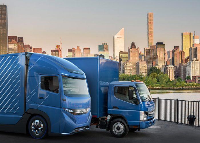 header 700x500 - FUSO eCanter: Markteinführung des ersten vollelektrischen Lkw aus Serienproduktion