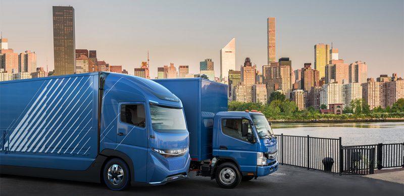 header 800x389 - FUSO eCanter: Markteinführung des ersten vollelektrischen Lkw aus Serienproduktion