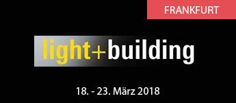 12. messen lightbuilding - Unser Spezial des Monats