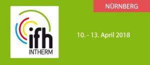IFH/Intherm @ Nürnberg Messe | Nürnberg | Bayern | Deutschland