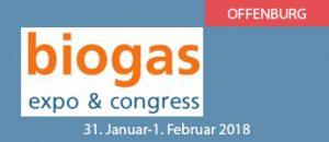 biogas – expo & congress @ Messe Offenburg, Oberrheinhalle | Offenburg | Baden-Württemberg | Deutschland