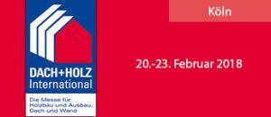 DACH + HOLZ International @ Koelnmesse | Köln | Nordrhein-Westfalen | Deutschland