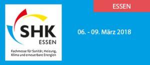 SHK @ MESSE ESSEN | Essen | Nordrhein-Westfalen | Deutschland