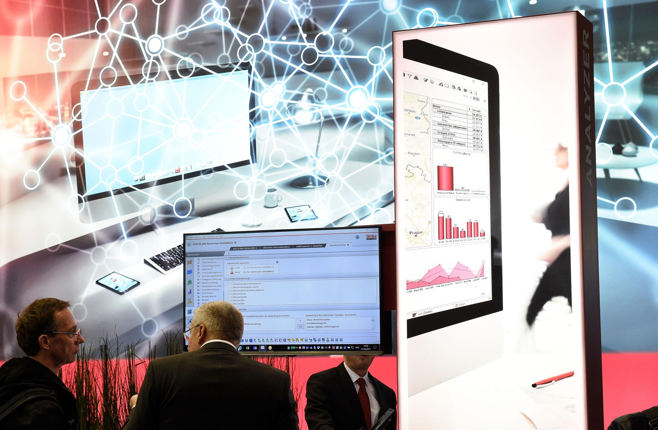 cebit - Work smarter, not harder: CEBIT 2018 macht fit fürs Digital Office