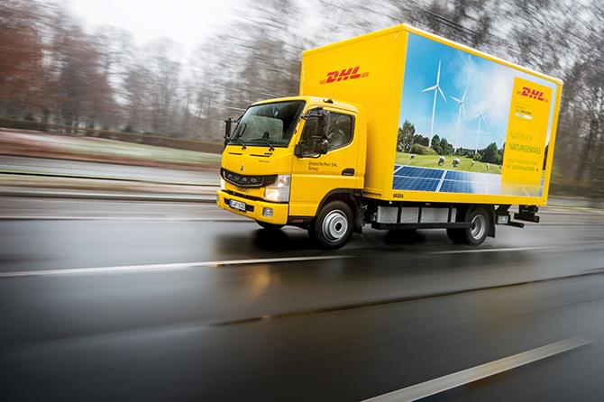 kd181 fuso ecanter1 - Erste vollelektrische Lkw aus Serienproduktion - FUSO eCanter - in Kundenhand in Europa
