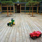 Kindergarten auf Usedom