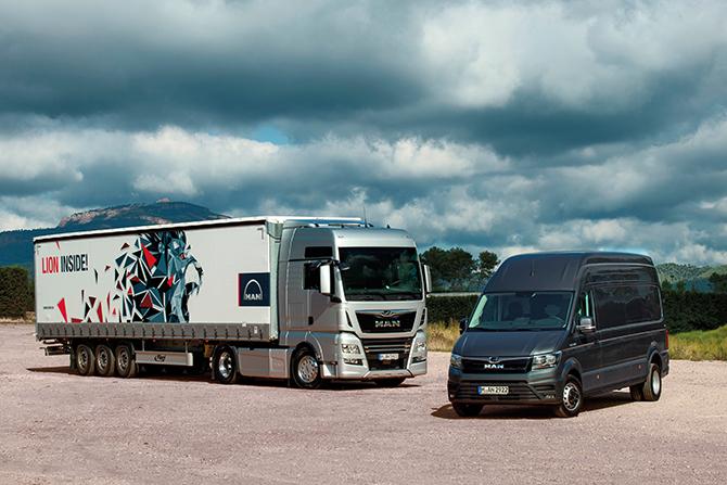 kd181 man - MAN Truck & Bus Deutschland mit markanter Steigerung bei Absatz und Marktanteil