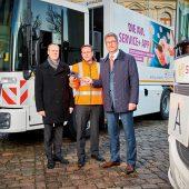 kd181 mercedes benz1 170x170 - Müllabfuhr in Ludwigsburg: Mit dem Mercedes-Benz Econic auf der sicheren Seite