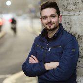 Patrick Schieck ist Sachbearbeiter in einer Kommunalverwaltung in Sachsen-Anhalt und entschied sich im vergangenen Jahr für das berufsbegleitende Masterstudium an der Hochschule Schmalkalden.