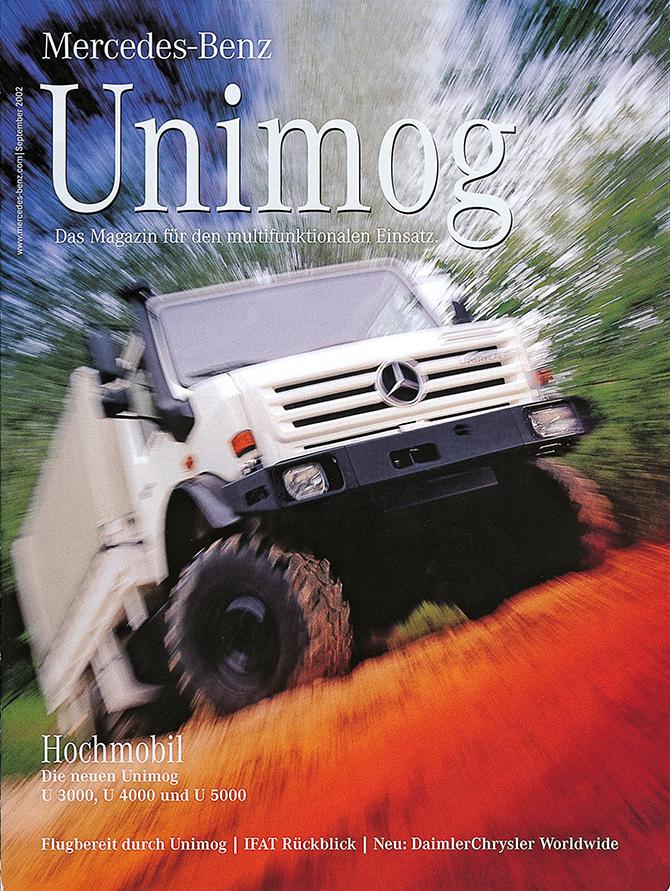kd181 unimog - 65 Jahre Unimog Magazin