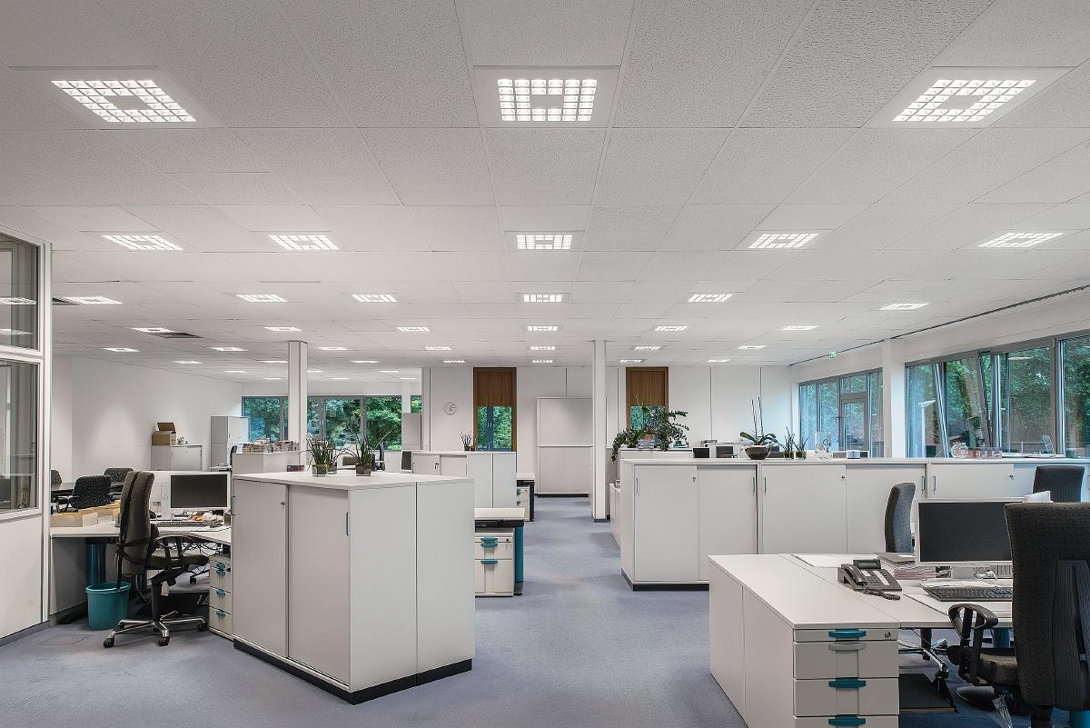 Zumtobel BU DE1506 0041 Ritzenhoff - Das richtige Licht macht's: Moderne Beleuchtungskonzepte für motiviertes Arbeiten