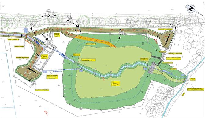 LINDSCHULTE Gewerbegebiet Emsdetten Lageplan - Erweiterung des Gewerbegebietes Emsdetten