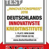 kd184 nrw bank 170x170 - NRW.BANK als innovativstes Kreditinstitut ausgezeichnet