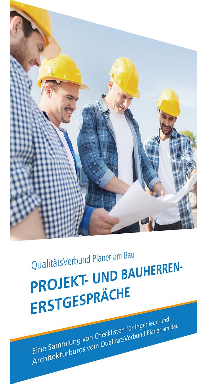 kd184 planer am bau - Checklisten für Projekt- und Bauherren-Erstgespräche