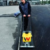 kd184 wacker neuson3 170x170 - Wacker Neuson präsentiert akkubetriebene Vibrationsplatte  für emissionsfreies Verdichten