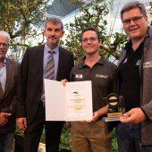 kd185 ego1 170x170 - EGO Powerload gewinnt die GaLaBau-Innovations-Medaille 2018