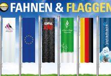 Blickfang-Faktor: Individuelle Fahnen und Flaggen für Firmen, Vereine und Gemeinden – günstige Neu- und Ersatz-Beflaggung