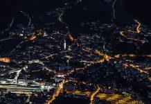 Mehr als 2.500 SCHUCH-Leuchten der Baureihen 47 und 48 mit dem Lichtmanagementsystem LIMAS sind als browserbasierte Lösung mit Gateways in der Stadt Chur / Schweiz installiert. ( Foto: Andrea Badrutt, Chur)
