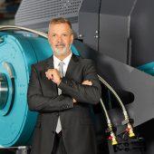 Werner Berens, Vorstand der Vecoplan AG