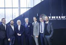 Moderne Arbeitswelten in der Metropolregion – TRILUX eröffnet neuen Standort in Köln