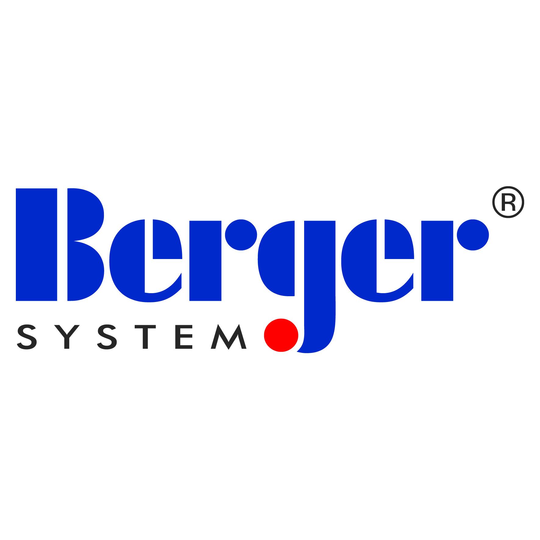 Berger logo - Marktplatz