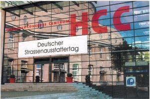 Deusat -Deutscher Straßenausstattertag - Fachmesse und Kongress @ Messe Köln