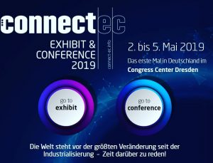 connect-ec 2019: Deutschlands erste Telekommunikationsmesse @ Congress Center Dresden