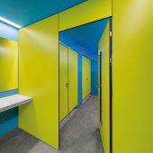 kd191 kemmlit3 170x170 - Schulbau im Sanitärraum - WC-Trennwände von KEMMLIT für den Bildungsbereich
