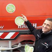 kd191 rauch 170x170 - Umweltgerechtes Düngen – RAUCH startet Aufkleberkampagne