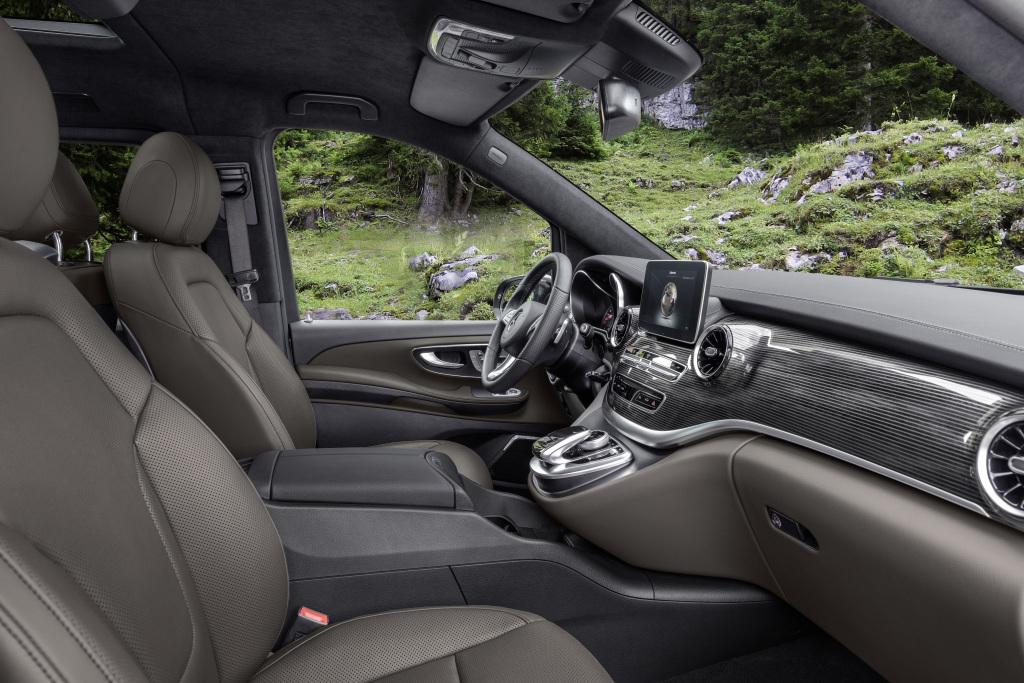 18C0903 201 - Premiere für die neue Mercedenz-Benz V-Klasse