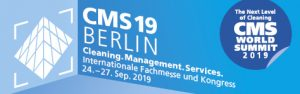 CMS Berlin - Cleaning.Management.Services @ Messe Berlin GmbH
