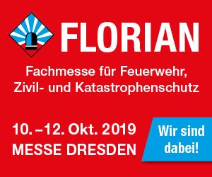 FLORIAN Dresden @ MESSE DRESDEN