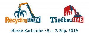 Tiefbau Live und Recycling AKTIV - Karlsruhe @ Karlsruher Messe- und Kongress GmbH