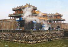 Kärcher trägt zum Erhalt von Kulturstätte in Vietnam bei