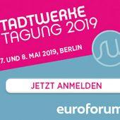 kd219 euroforum 170x170 - Euroforum Jahrestagung Stadtwerke 2019, 7. und 8. Mai 2019, Berlin