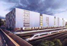 Anspruchsvolle Ingenieursaufgabe: Neubau eines Studentenwohnheims direkt am Würzburger Hauptbahnhof