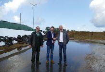 Stadtwerke Nordfriesland und Uhlebüll Biogas bleiben Erfolgsduo bei innovativer Wärmeversorgung