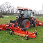 kd419 wiedenmann1 170x170 - Drei Mähdecks am Traktor