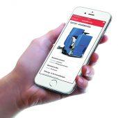 kd519 columbus app 170x170 - columbus auf der CMS: drei neue Reinigungsmaschinen und der Eintritt in die digitale Welt.